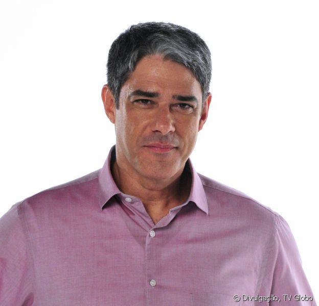 William Bonner passou o final de semana em clima de romance com a fisioterapeuta Natasha Dantas, segundo o colunista Leo Dias, do programa 'Fofocalizando', nesta segunda-feira, 24 de abril de 2017