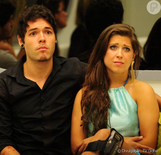 Nasser e Andressa, finalistas do 'Power Couple', se conheceram no 'BBB11'
