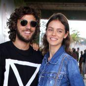 Laura Neiva descarta casamento com Chay Suede em igreja: 'Única certeza'
