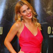 Carolina Dieckmann revela o que come assim que chega ao Brasil: 'Pão com ovo'