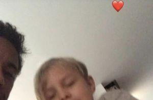 Neymar mostra momento fofo com filho, Davi Lucca: 'Conte sua vida'. Vídeo!