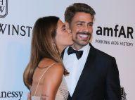 Cauã Reymond e Mariana Goldfarb retornam a baile onde assumiram namoro há um ano