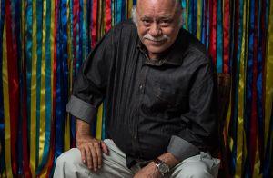 Tonico Pereira admite que lê pouco: 'Não li nenhum capítulo dessa novela'
