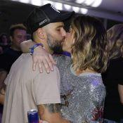 Bruno Gagliasso beija Giovanna Ewbank e reúne famosos em evento de MMA. Fotos!