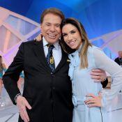 Patricia Abravanel se casa e reúne famosos na mansão de Silvio Santos. Vídeo!