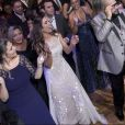 Patricia Abravanel e Fábio Faria se casaram em uma cerimônia luxuosa