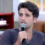 Bruno Gagliasso diz que chorou quando seu beijo gay não foi ao ar: 'Censurado'