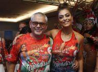 Juliana Paes vai se reunir com Grande Rio para acertar Carnaval: 'Estou tentada'