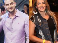 Fãs pedem romance de ex-BBBs Marcos e Fani, mas ela descarta: 'Ele é da Emilly'