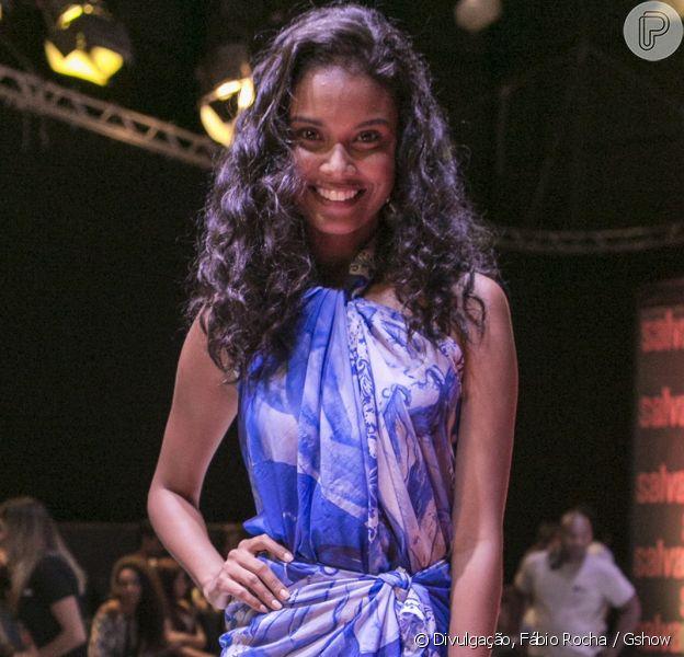 Aline Dias, grávida, afirma que produção de 'Malhação: Pro Dia Nascer Feliz' optou por usar dublê em gravação de cena de queda