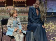 Adriane Galisteu vai estrear musical com filho, Vittorio: 'Ensaiou direitinho'