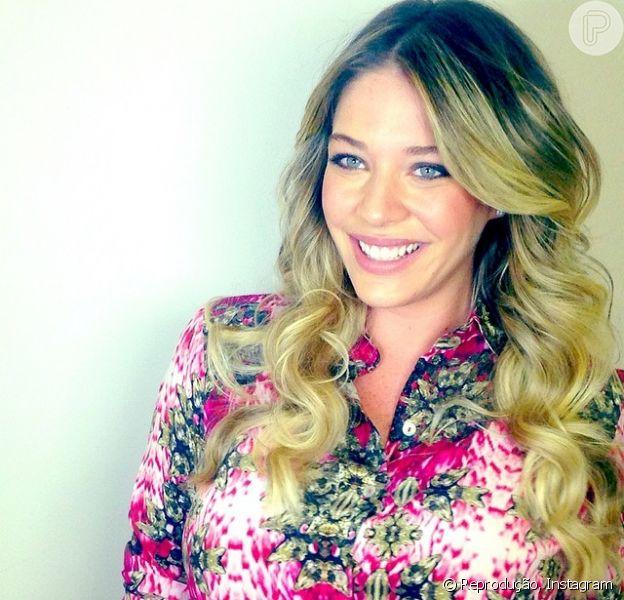 Luma Costa já começou a gravar 'Pé na Cova' após período de férias, em 11 de março de 2014
