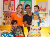 Fernanda Gentil posta foto com o filho e o ex-marido: 'Sem ter que se odiar'