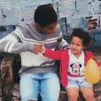 Juan Paiva, o Anderson em 'Malhação - Viva a Diferença', tem uma filha de 2 anos, Analice