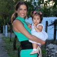 'Os dias mais difíceis da minha vida', lamentou Deborah Secco