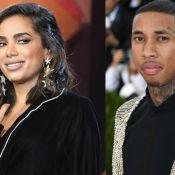 Anitta é vista com rapper Tyga, ex de Kylie Jenner, em restaurante dos EUA