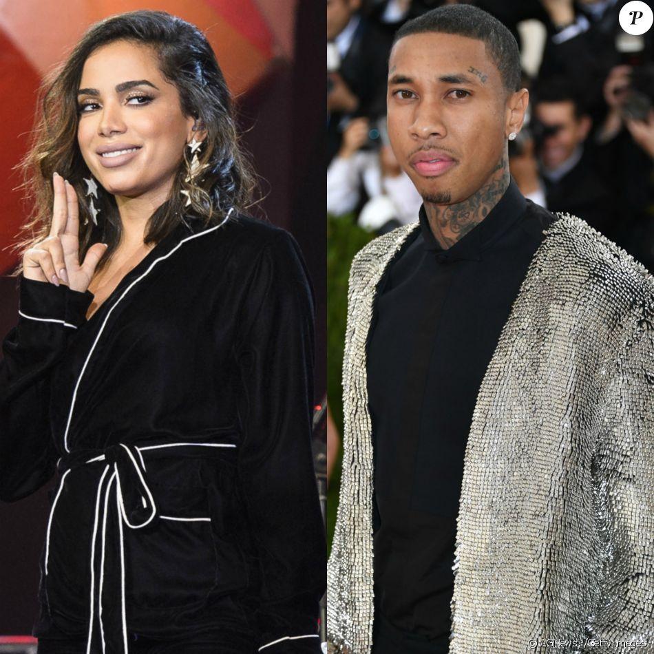 Resultado de imagem para Anitta sai para 'jantar íntimo' com ex-namorado de Kylie Jenner nos EUA