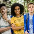 Ellen, a personagem de Heslaine Vieira,  será disputada por Fio (Lucas Penteado) e pelo nerd Jota (Hall Mendes) em 'Malhação - Viva a Diferença'