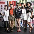 Heslaine Vieira é Ellen, uma das cinco protagonistas de 'Malhação - Viva a Diferença'. As outras são Tina (Ana Hikari), Benê (Daphne Bozaski), Keyla (Gabriela Medvedvski) e Lica (Manoela Aliperti)