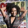 Mineira, Heslaine já morou também no Espírito Santo, São Paulo e agora vive no Rio: 'Menina do Sudeste'