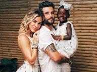 Giovanna Ewbank diz que filha, Títi, opina em looks de Bruno Gagliasso:'Vaidosa'
