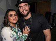 Preta Gil comemora 2 anos de casamento com Rodrigo Godoy: 'Me coloca pra cima'