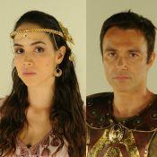 'O Rico e Lázaro': Kassaia enfrenta marido ao descobrir traição. 'Nojo de você!'