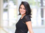 Carol Castro exibe barrigão aos sete meses da primeira gravidez: 'Apaixonada'