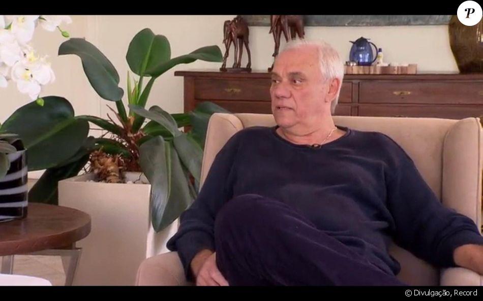 Marcelo Rezende revela luta contra câncer no pâncreas e no fígado, em 14 de maio de 2017