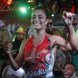 Juliana Paes, o assessor e David Brazil se reuniram no último sábado, 13 de maio de 2017, e acertaram a presença da atriz como rainha de bateria no próximo carnaval