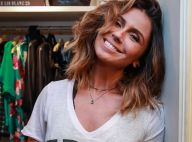 Giovanna Antonelli se recupera em casa após cirurgia de diástase abdominal