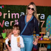 Ticiane Pinheiro proíbe filha, Rafaella Justus, de ter canal na web: 'Acho cedo'