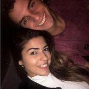Ex-BBB Vivian é recebida por Manoel em aeroporto de SP: 'Que fofo'. Vídeo!