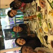 Ex-BBB Emilly janta com Renato Aragão e elenco de 'O Trapalhões': 'Gratidão'