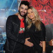 Gusttavo Lima mudou com gravidez de Andressa Suita: 'Volta pra casa após show'