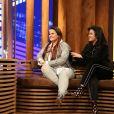 Maiara e Maraísa revelaram no 'Conversa com Bial' que ganham cachê de R$ 300 mil por show
