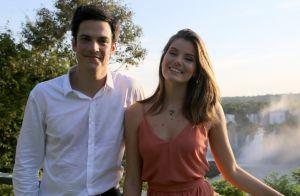 Camila Queiroz fala sobre sotaque carioca em 'Pega Pega': 'Uma chave que vira'