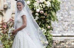 Vestido de casamento de Pippa Middleton custou R$ 170 mil. Saiba mais detalhes!