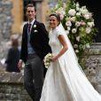 Organizada para cerca de 300 convidados, cerimônia de casamento de Pippa Middleton com James Mathews foi realizada na igreja d  e St. Mark, em Englefield, na Inglaterra