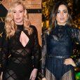Anitta e Iggy Azalea lamentaram neste sábado, 20 de maio de 2017, o vazamento do hit 'Switch'