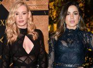 Anitta e Iggy Azalea lamentam vazamento do hit 'Switch': 'Estragou tudo'