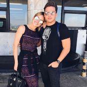 Wesley Safadão quer mais 5 filhos, mas Thyane discorda: 'Está convencida de 3'