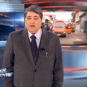 Datena se afasta do 'Brasil Urgente' para fazer exames médicos, diz colunista