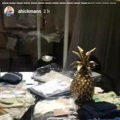 Ana Hickmann filma filho, Alexandre, se escondendo na mala: 'Clandestino'. Vídeo