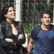 Novela 'Pega Pega': entenda o amor bandido de Antônia e Julio na trama das sete