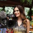 Ticiana Villas Boas está morando no exterior depois que o marido delatou o presidente Michel Temer e o senador Aécio Neves na operação Lava Jato