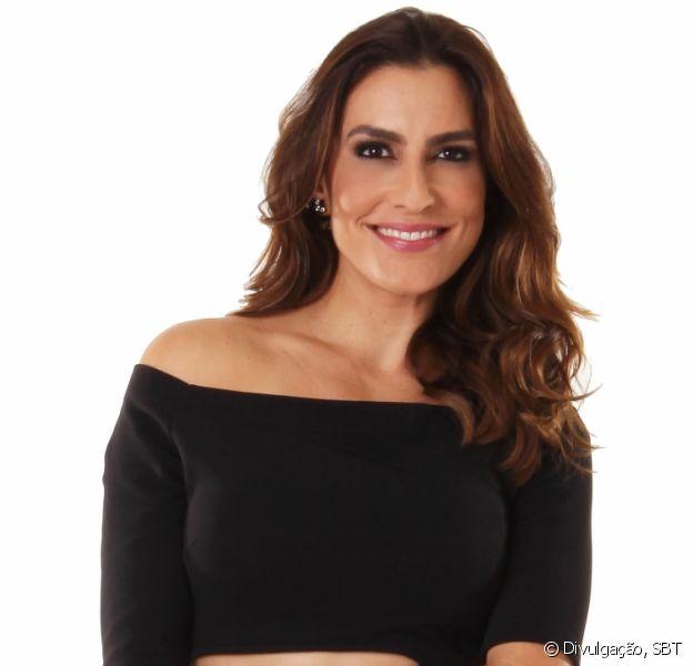 Ticiana Villas Boas, fora da TV após escândalo com marido, pede apoio de seguidores nesta quarta-feira, dia 24 de maio de 2017