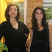 Marisa Orth admite sobre cena de sexo com Chandelly Braz para TV:'Constrangidas'