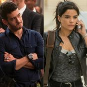 Marcos Veras vive paixão platônica por Vanessa Giácomo em novela: 'Apaixonado'