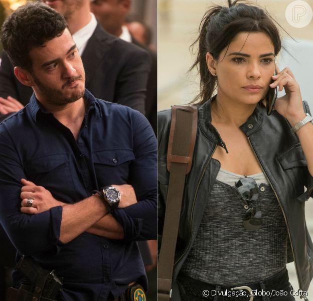 Marcos Veras viverá paixão platônica por Antônia (Vanessa Giácomo) em 'Pega Pega', próxima novela das sete da Globo